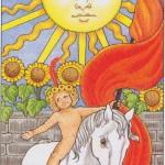 19 The Sun (Солнце)